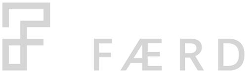 Færd logo